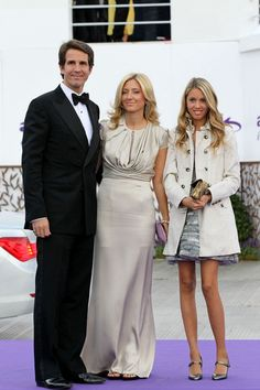 pavlos & marie-chantal of greece, with their firstborn maria olympia at age 15, 2011