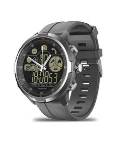 Buy Zeblaze VIBE 4 HYBRID Smartwatch inch SI - Button Cell Built-in Luminous Guide Pedometer - Black - and Find More Discount Smart Watches Enjoy up to off. Relogio Casio Edifice, Relogio Invicta Pro Diver, Sport Watches, Watches For Men, Nice Watches, Casual Watches, Apple Technology, Android Watch, Android 4