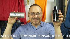 DOS GRANDES DE LA PERFUMERÍA DIOR SAUVAGE Y 212 MAN CAROLINA HERRERA