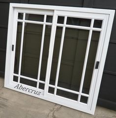 Upvc Windows, Sliding Windows, Windows And Doors, Window Grill Design, Window Casing, House Front Design, Aluminium Doors, My House, Modern Design