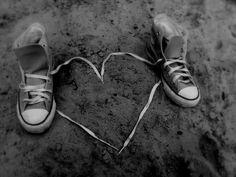 liefde schoenen