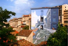Murs peints © OT Angoulême