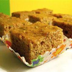 Zucchini Spice Cake Allrecipes.com