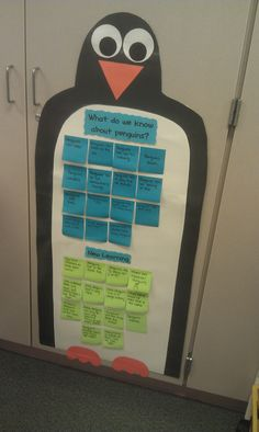 Penguin fun! Nonfiction unit ideas with freebies!