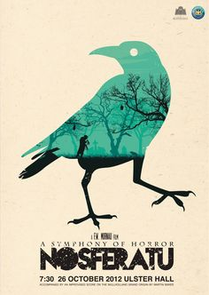 Creative poster nosferatu