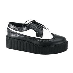 Demonia Creepers... I always hid money in the secret coffin compartment in mine. Ahh the good ol days.