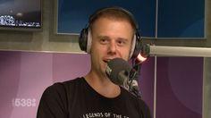 A State Of Trance pre-party bij Radio538 met Armin Van Buuren