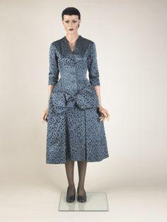 Cocktail dress, Christian Dior, 1954