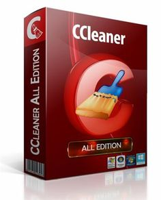 Cleaner, developed by Piriform, is a utility program used to clean potentially unwanted files (including temporary internet files, ...