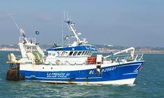 La Frégate, un chalutier hybride pour une pêche durable