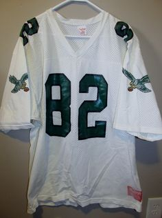 Vintage Mike Quick  82 Philadelphia Eagles Football jersey  aa60daf1f