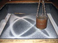 Pendulate. Sand Pendulum-museum of science