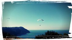Fly above the sea... In Marche!