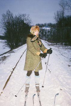 Ski Time,..❄️❄️