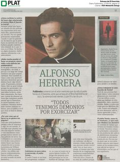 FOX Networks Group: Estreno de El Exorcista en el diario Publimetro de Perú (17/09/16)