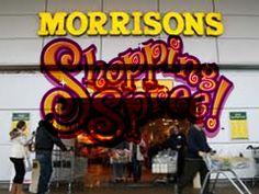 Morrisons UK £100 Shopping Spree