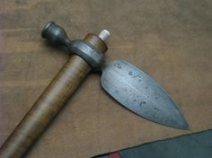 Hawk'n Knives Off-Beat Forge -- Hand Forged Tomahawks and Knives