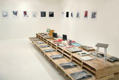 Browsing Copy Exhibition by A Beautiful Design , via Behance