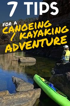 Read on my blog some tips with objects or equipment I love to have with me during a kayaking or canoeing trip.
