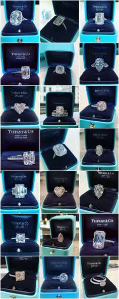 jewelry Accessories Rings 30 Breathtaking Tiffany & Co Engagement Rings Schmuck Tiffany Wedding Rings, Cool Wedding Rings, Diamond Wedding Bands, Tiffany Rings, Tiffany Ring Engagement, Wedding Rings Teardrop, Tiffany And Co Jewelry, Tiffany Jewellery, Bracelets