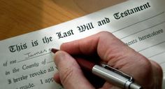 Who Should You Ask to Be Executor of Your Estate?