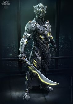 the ultimate warrior ! imagine a fusion = DMC, Ninja Gaiden, Rising, Warframe.  Blassst ! too much!