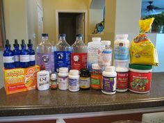 All Natural Mom: Supplements for Feingold Kids Who Can't Swallow Pills