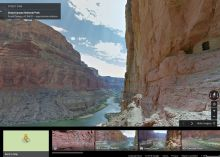 Google Maps cruises the rapids of the Colorado River http://news.cnet.com/8301-1023_3-57620329-93/google-maps-cruises-the-rapids-of-the-colorado-river/