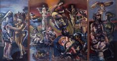 Exposition Milena Olesinska: American Figurative Expressionism Edward Boccia