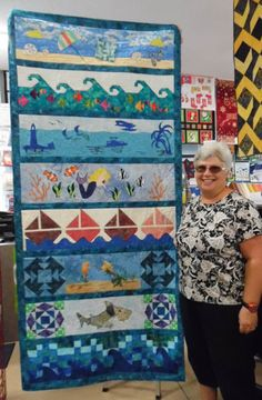 We have a winner for ROW By ROW at SEW-MINI Things. Row By Row, The Row, We Have A Winner, Mini Things, Kids Rugs, Quilts, Blanket, Sewing, Home Decor
