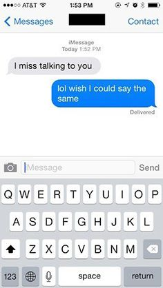 Brilliant Ways To Respond To A Text From An Ex 28