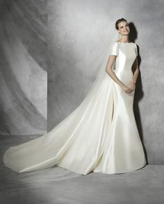 Pronovias Wedding Dresses - Style Talin [Talin] - $2,376.00 : Wedding Dresses, Bridesmaid Dresses, Prom Dresses and Bridal Dresses - Best Bridal Prices