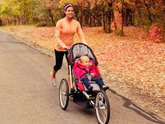 How to Get the Most Out of Your Jogging Stroller