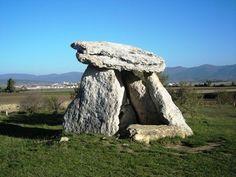 Dolmen de Sorginetxe, Euskadi, Basque Country