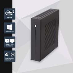Celeron J1900 Mini PC Quad Core Fanless Mini PC with VGA HDMI Dual LAN 2 LAN Port 2 COM support Window 10/Win 7/Linux/Ubuntu  Price: 184.99 & FREE Shipping #computers #shopping #electronics #home #garden #LED #mobiles #rc #security #toys #bargain #coolstuff |#headphones #bluetooth #gifts #xmas #happybirthday #fun