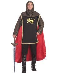 Traje de Caballero medieval de adultos