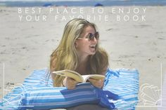 Best place to enjoy your favorite book!
