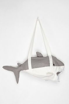 If there ever is a hockey season - this would be great!! Cooperative Shark Duffle Bag