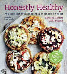 bol.com | Honestly healthy, Natasha Corrett & Vicky Edgson | 9789023014058 | Boeken...
