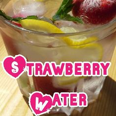 Strawberry Water  https://instagram.com/aria.cerera/   #instalive #floweroftheday #holiday #sun #instalive #trip #hit #just_best_photo #holiday #sun #instalive #trip #hit #natural #loveit #instalike #insta #blossom #foodporn #luch #delicious #hungry #thebestfood #food #foodporn #water