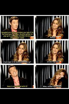 Got to love Jennifer!! She's amazing!!