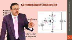محاضرة 14 إلكترونيات: مبادئ واساسيات الإلكترونيات: ترانزستور القاعدة الم...