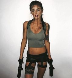 Image result for Laura Croft costume
