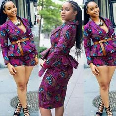 Latest Ankara styles in vogue.There are thousand and one styles on how you can rock your Ankara styles.The above styles can make head turn toward you African Dresses For Women, African Attire, African Wear, African Women, African Style, African Fashion Ankara, African Inspired Fashion, Ghanaian Fashion, Ankara Stil