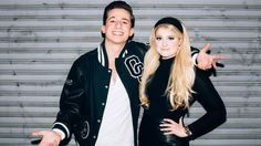 Wallpapers Hd de Charlie Puth et Meghan Trainor