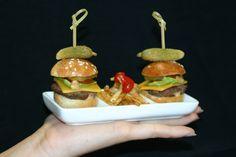 cocktail burgers