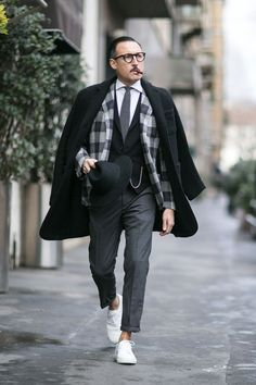 Men's street style from Milan: day 1 - Fashionising.com