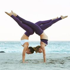 Yoga is a sort of exercise. Yoga assists one with controlling various aspects of the body and mind. Yoga helps you to take control of your Central Nervous System Couple Yoga, Yoga Fitness, Workout Fitness, Health Fitness, Butt Workout, Fitness Goals, Yoga Inspiration, Fitness Inspiration, Style Inspiration