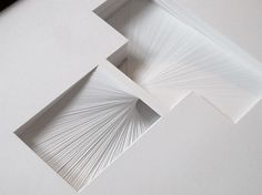 Paper Typography – Typography inspiration on MONOmoda — Designspiration