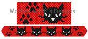 Black Cat Bracelet at Sova-Enterprises.com